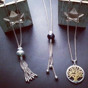 Lemoniq necklaces